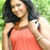 Nadeesha Alahapperuma | wearing Orange Dress