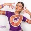"Bianca Pahathkumubra | ""Bharathanatyam"" Photo Shoot by Arantha"