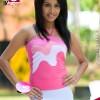 Miss Sri Lanka for Miss World 2011 | Miss Veet Beautiful Legs competition