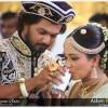 Harshana weds Volga