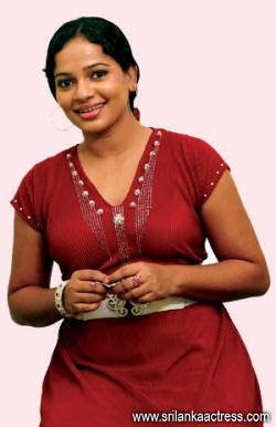 Midnight In India: Sri Lankan Tele Drama Actress Rekha